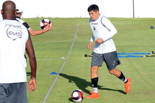 Echeverria vai desfalcar o ABC nos cinco primeiros jogos do Estadual e na estreia da Copa do Nordeste