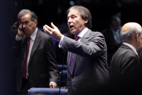 """Eunício Oliveira promete respeitar o """"critério da proporcionalidade"""" para definição nos cargos"""