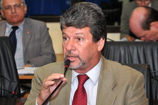 Hugo Manso, atual presidente municipal