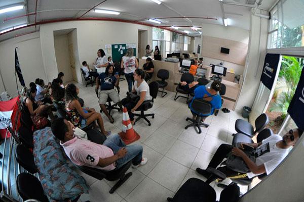 Grupo ocupou sede da Semad desde terça-feira