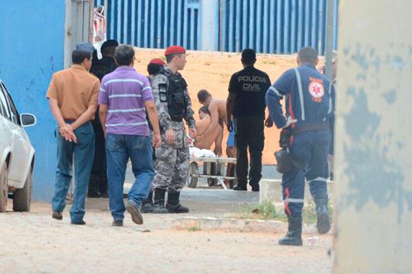 Grupo de delegados fará investigação sobre chacina em Alcaçuz