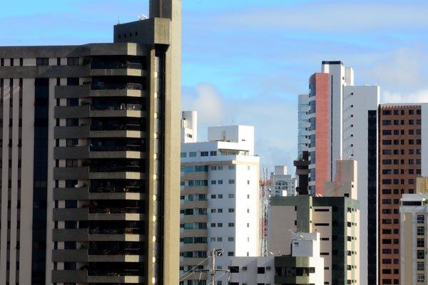 Setor imobiliário na região Nordeste responde por 14,4% do total de imóveis em ofertas no país