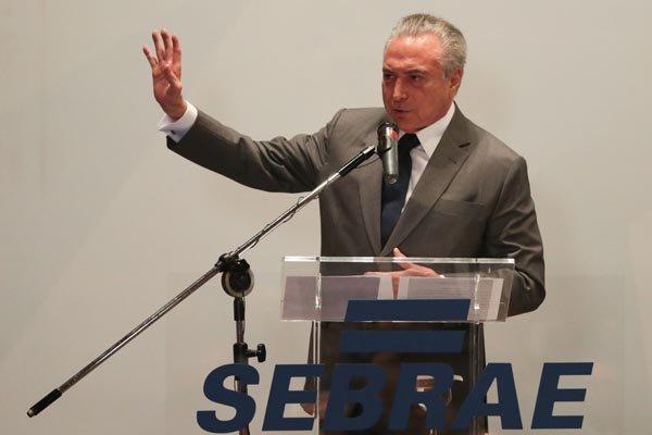 Michel Temer voltará ao Nordeste pela terceira vez desde que assumiu a presidência da República