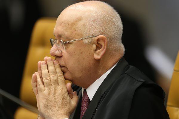 Teori Zavascki deixou o Superior Tribunal de Justiça ao ser indicado para a vaga no Supremo Tribunal Federal