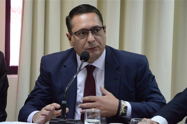 Presidente da Assembleia, Ezequiel Ferreira de Souza