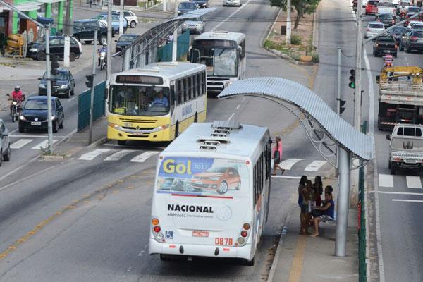 Serviço de transporte coletivo em Natal não opera de forma integral