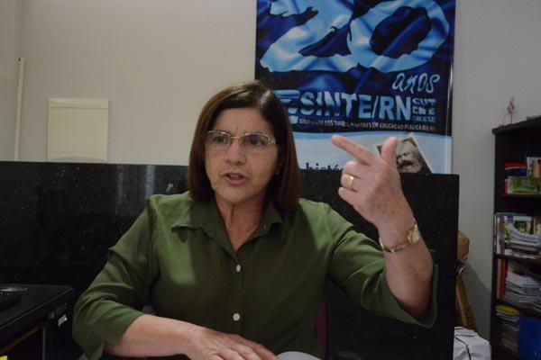 Fátima Cardoso afirma que categoria vai recorrer de decisão