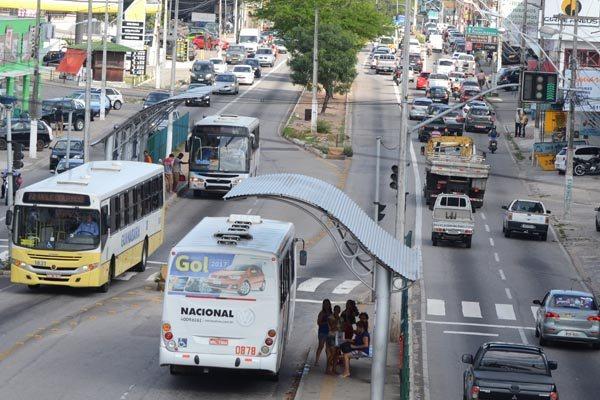 Ônibus de Natal circularão normalmente na sexta-feira
