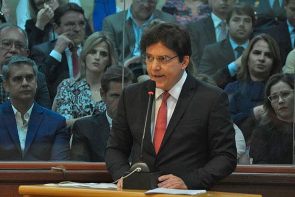 Robinson Faria defende ações do Governo na área de Segurança