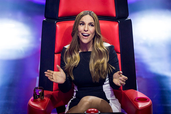 Ivete Sangalo divide com Carlinhos Brown e a dupla Victor & Leo o posto de jurada no The Voive Kids