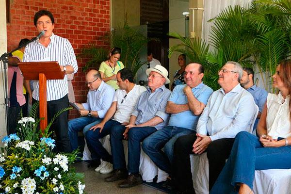 Governador Robinson Faria anunciou reforma de hospital no Seridó