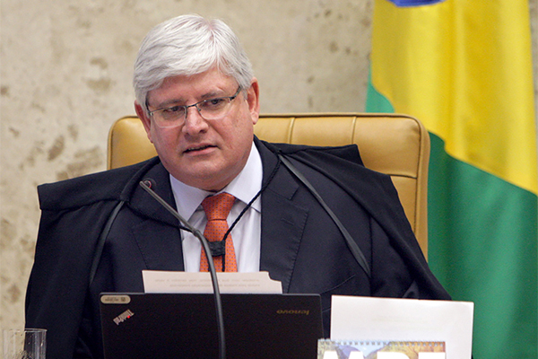 Rodrigo Janot, procurador-geral