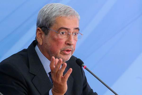 Imbassahy, ministro-chefe da Secretaria de Governo