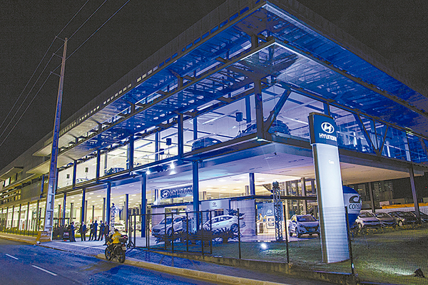 63b87173c Hyundai CAOA inaugura nova concessionária - Tribuna do Norte