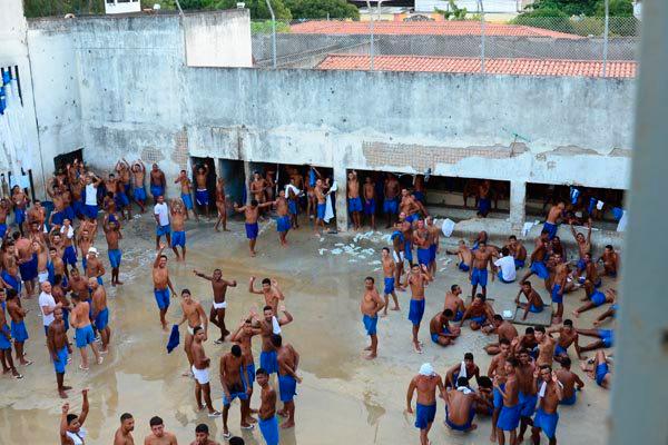 Resultado de imagem para imagens Presídios terão banco de dados sobre situação de detentos