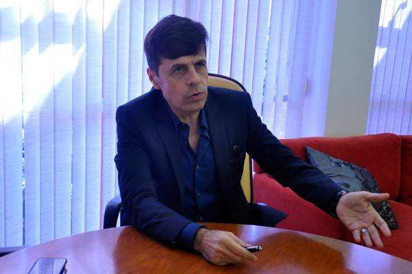 Gustavo Nogueira, secretário de Planejamento e Finanças