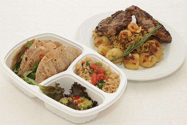 Culinária passeia pelos sabores tailandeses e mexicanos
