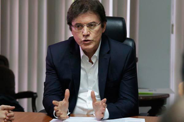 Pedido do governador Robinson Faria para liberação das sobras orçamentárias foi feito em novembro de 2016 por meio de ofício