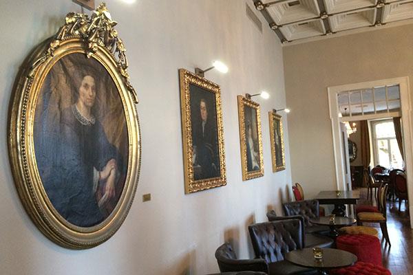 Palácio do século XV virou hotel com restaurante que aposta na comida tradicional portuguesa