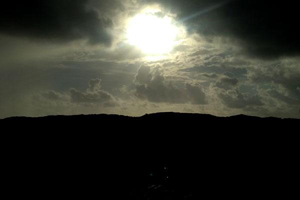 Previsão é de sol durante a maior parte da semana