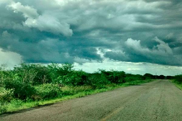 Maior volume de chuva foi registrado no município de Campo Grande