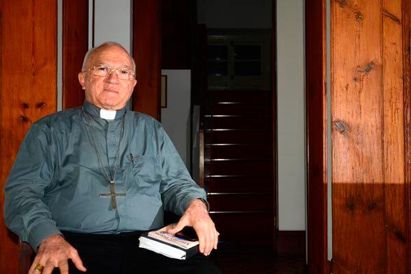 Dom Jaime Vieira Rocha, arcebispo metropolitano