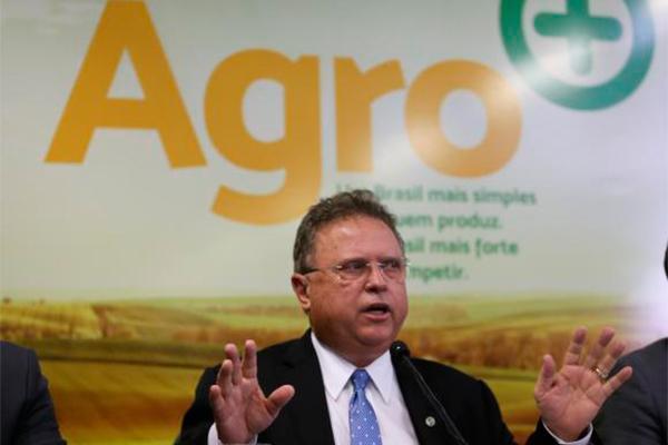 Resultado de imagem para ministro da Agricultura,
