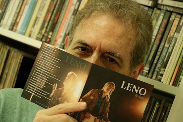 O músico potiguar Leno Azevedo está lançando um novo álbum que faz um apanhado dos quase 50 anos de carreira solo