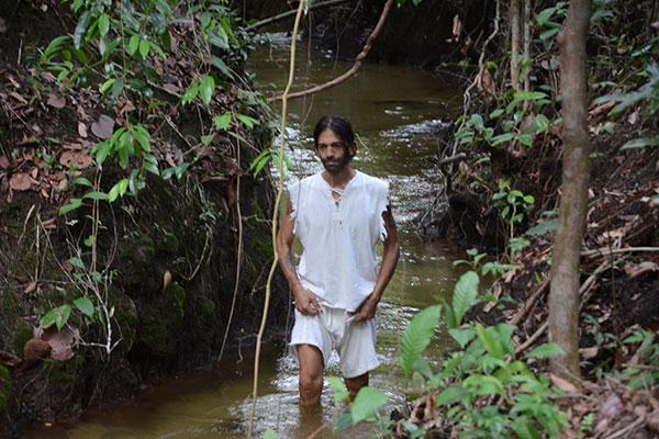 Adepto da alimentação alcalina, terapeuta e pesquisador Daniel Rocha viveu o jejum em seu limite: 37 dias sem comer, à base de água