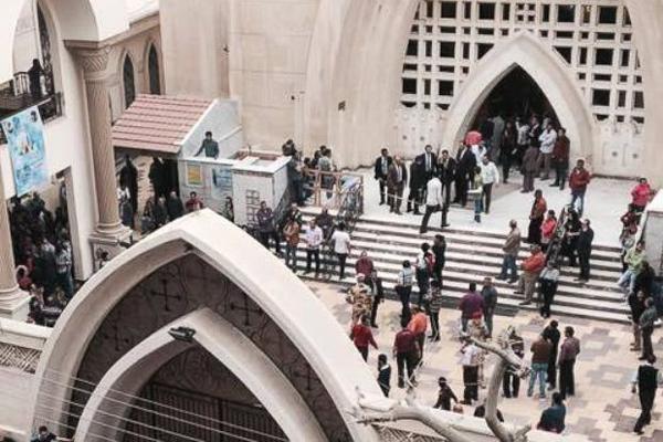 Atentado na catedral de São Jorge deixou 27 mortos e 77 feridos