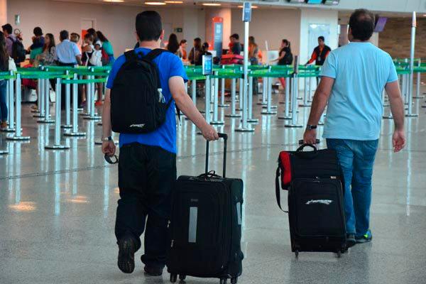 Número de passageiros em voos domésticos aumentou 5,72%
