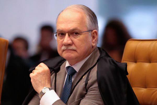Edson Fachin homologou delação de executivos da JBS