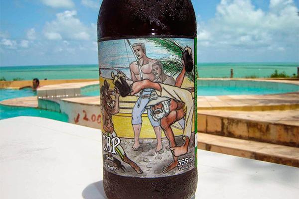 Com três tipos de cerveja, a CAP é criação do chileno Jorge Perez