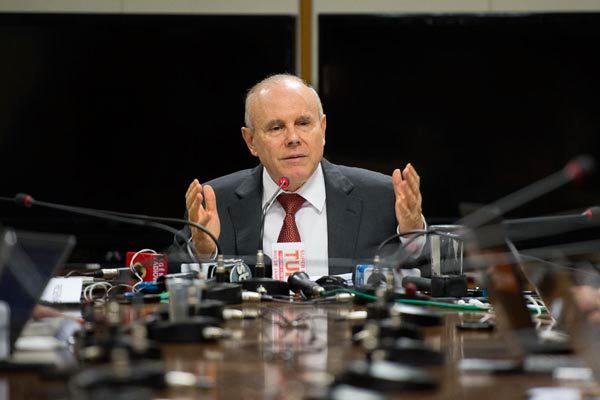 Guido Mantega foi interlocutor do presidente da Odebrecht