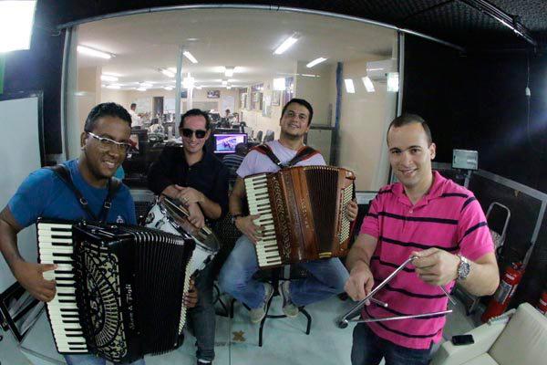 Festival de forró autoral foi criado pela banda Confraria do Fole