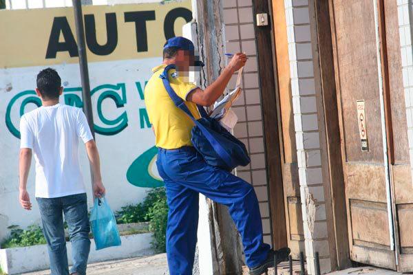 Greve  Funcionários dos Correios aprovam paralisação no RN