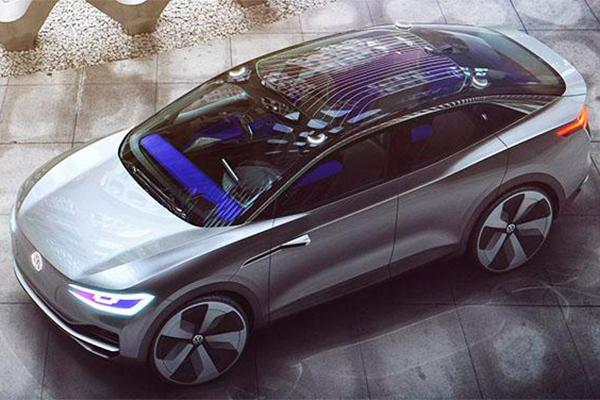 O carro-conceito 100% elétrico da Volkswagen AG é uma realidade e em breve estará nas ruas