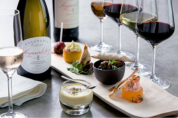 O vinho à mesa, em perfeita sinergia com o alimento, é capaz de transformar qualquer refeição
