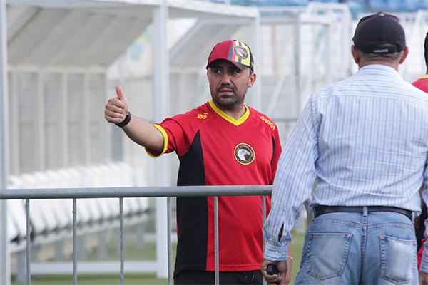 Luizinho Lopes trabalhou a equipe especificamente para final