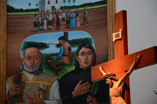 Padres André de Soveral e Ambrósio Ferro, e 28 leigos serão os primeiros santos mártires do Brasil