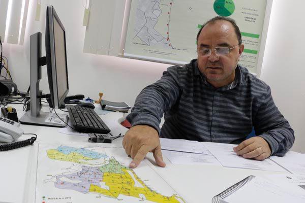Marcílio Xavier, da Visamt, disse que 36 bairros são monitorados