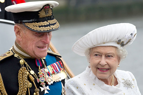 Príncipe Filipe do Reino Unido deixa de desempenhar funções reais