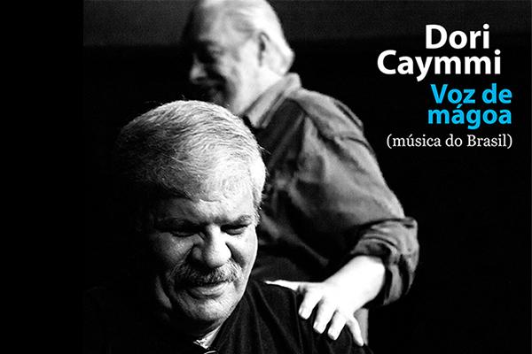 """""""Voz de Mágoa"""" traz poesia de PC musicada por Dori Caymmi"""