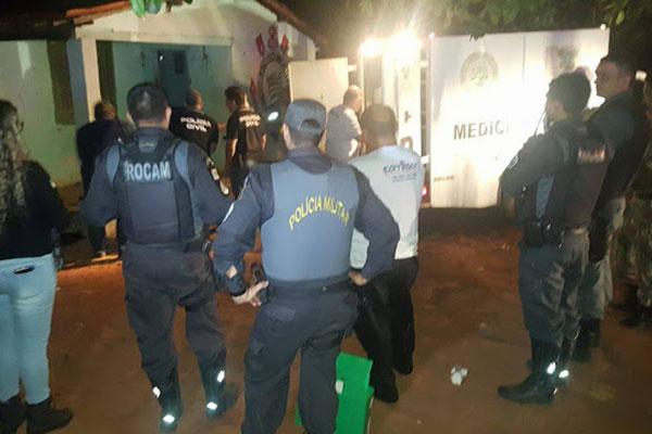 Na noite da terça-feira, as polícias Militar e Civil foram ao povoado Vila Pará, na zona rural de Serra do Mel, para ouvir testemunhas