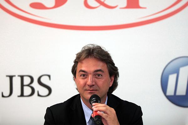 Joesley Batista, dono da JBS, teria gravado a conversa com o presidente Michel Temer