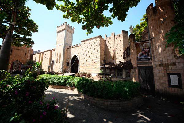Festa irá ocupar o Taverna Pub e o castelo Avalon