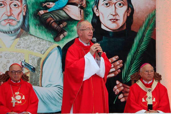 Celebração da missa foi presidida pelo arcebispo de Natal, D. Jaime