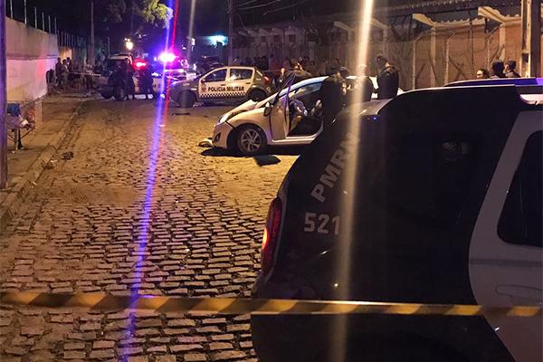 O advogado Magnus Vinícius Pinheiro de Souza foi morto após tentativa de assalto