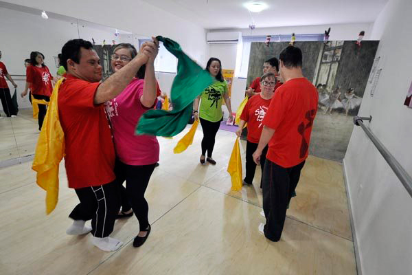 O grupo concorreu com 3 mil dançarinos do Brasil. Vaga foi fruto de mais de um ano de trabalho