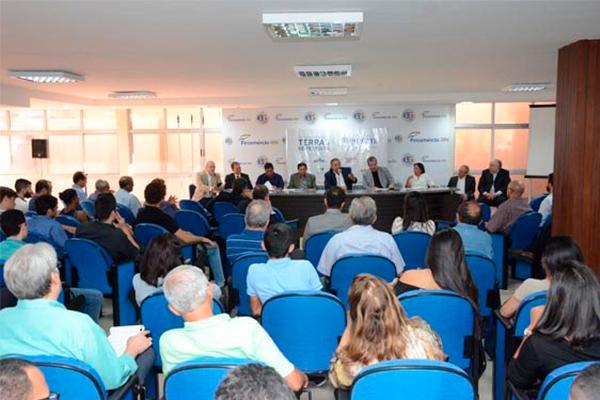 Evento em Natal formou comissão interestadual que será responsável pela discussão e implantação do programa na Bacia Potiguar